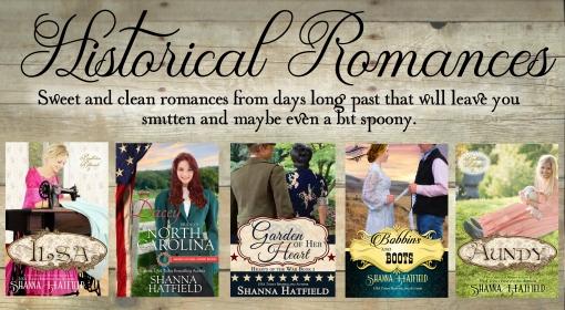 Historical Romance Block