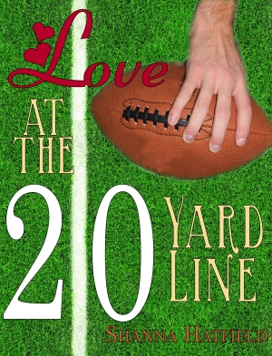 Love at the 20 Yard Line Cover