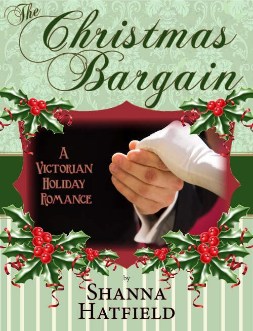 christmas bargain cover