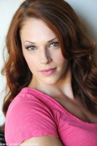 Amanda Righetti makes such a lovely Filly.