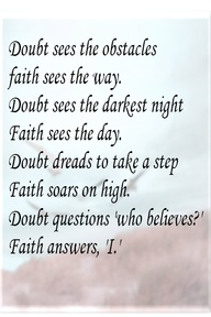 faith answers I