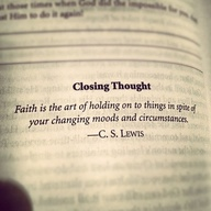 faith cs lewis
