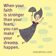 faith dreams happen