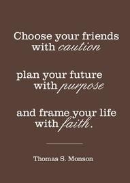 faith frame life