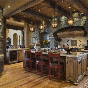 Hart's kitchen
