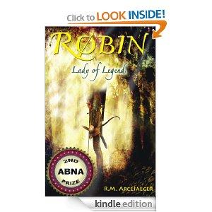 robin lady of legend