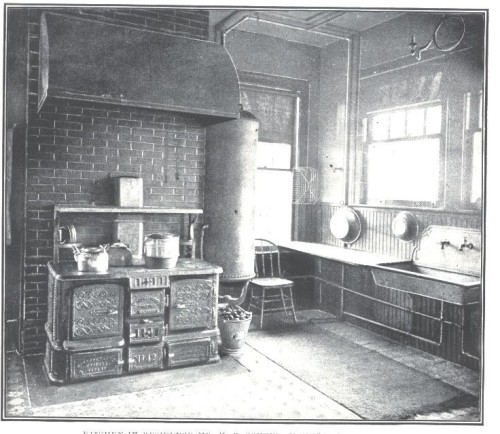 kitchen 1899