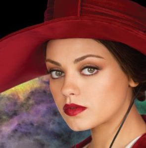 Mila Kunis as Caterina