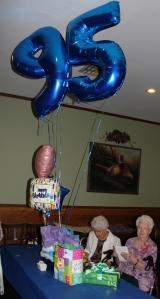 Grandma Nell balloons