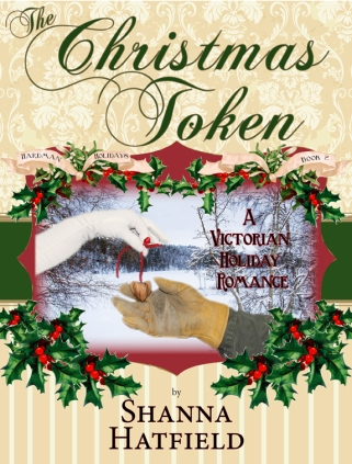 The Christmas Token Cover lr