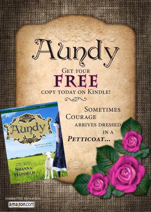 Aundy Free Promo