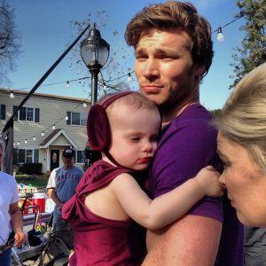 derek with baby 1