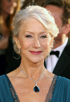 Helen Mirren as Aunt Louisa