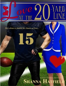 Love at the 20-Yard Line Cover 01-15