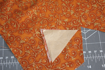 quilt block focus fabric