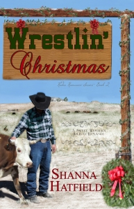 Wrestlin' Christmas Cover