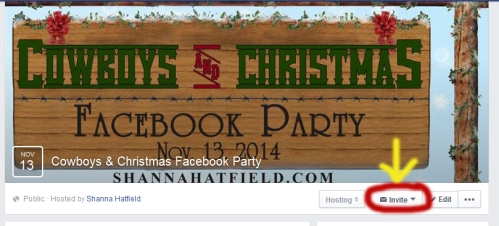 CC FB party 2