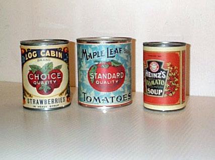 Linda B cans