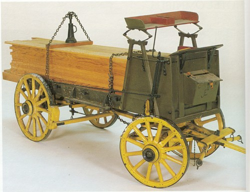 lumber wagon