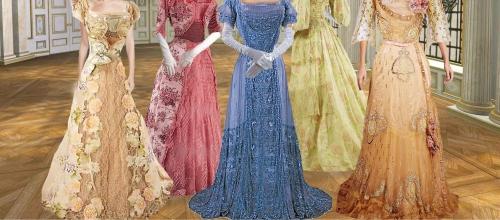 Petticoat Ball girls