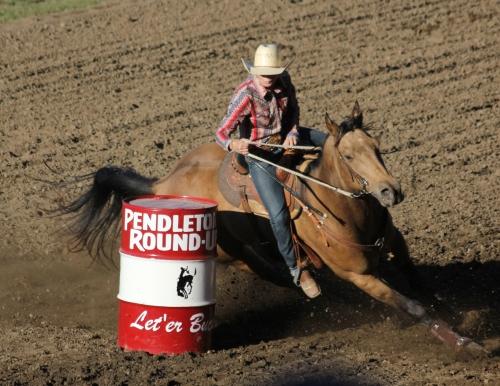 barrell racer 2