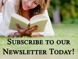 Newsletter sign up for website