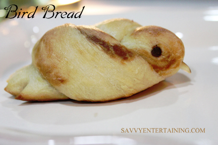 bird bread