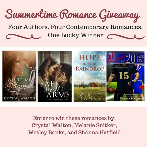Summertime Romance Giveaway (1)