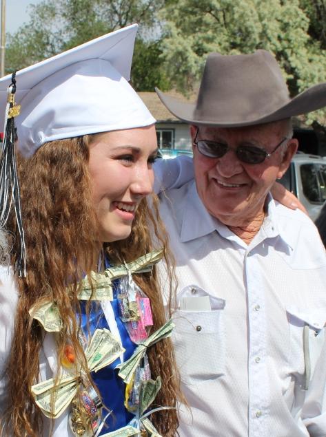 Grandpa and JEssie
