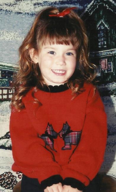 Jessie Christmas 1