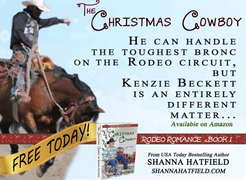 Christmas Cowboy tough bronc FREE