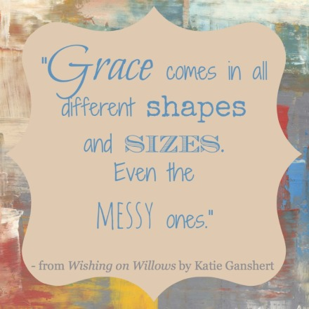 grace in all shapes and sizes