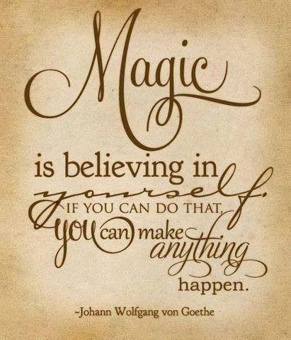 believe magic