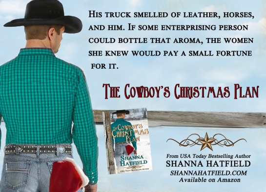 Cowboy standing in field.