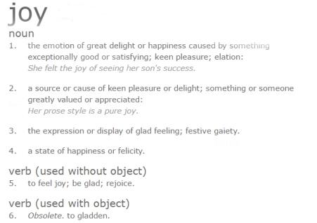 joy-definition