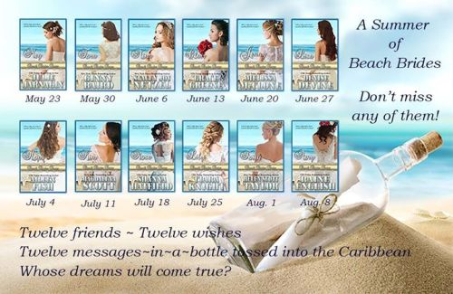 beach brides graphic grace with dates
