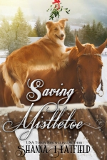 Saving Mistletoe - Shannanleft