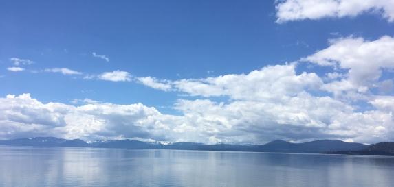 A lake 1