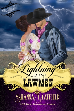 Lightning and Lawmen cover