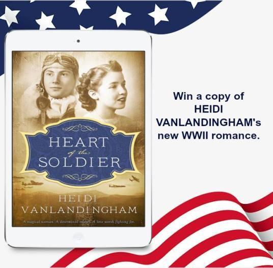 Heidi V WWII giveaway